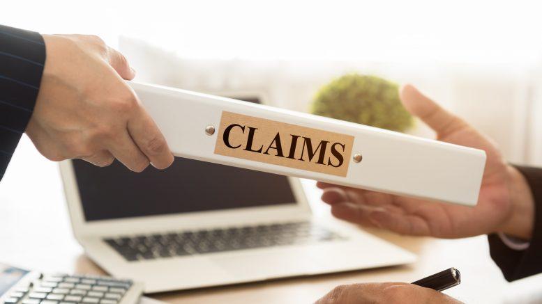claim files