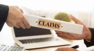 Lawyer receiving death claim files