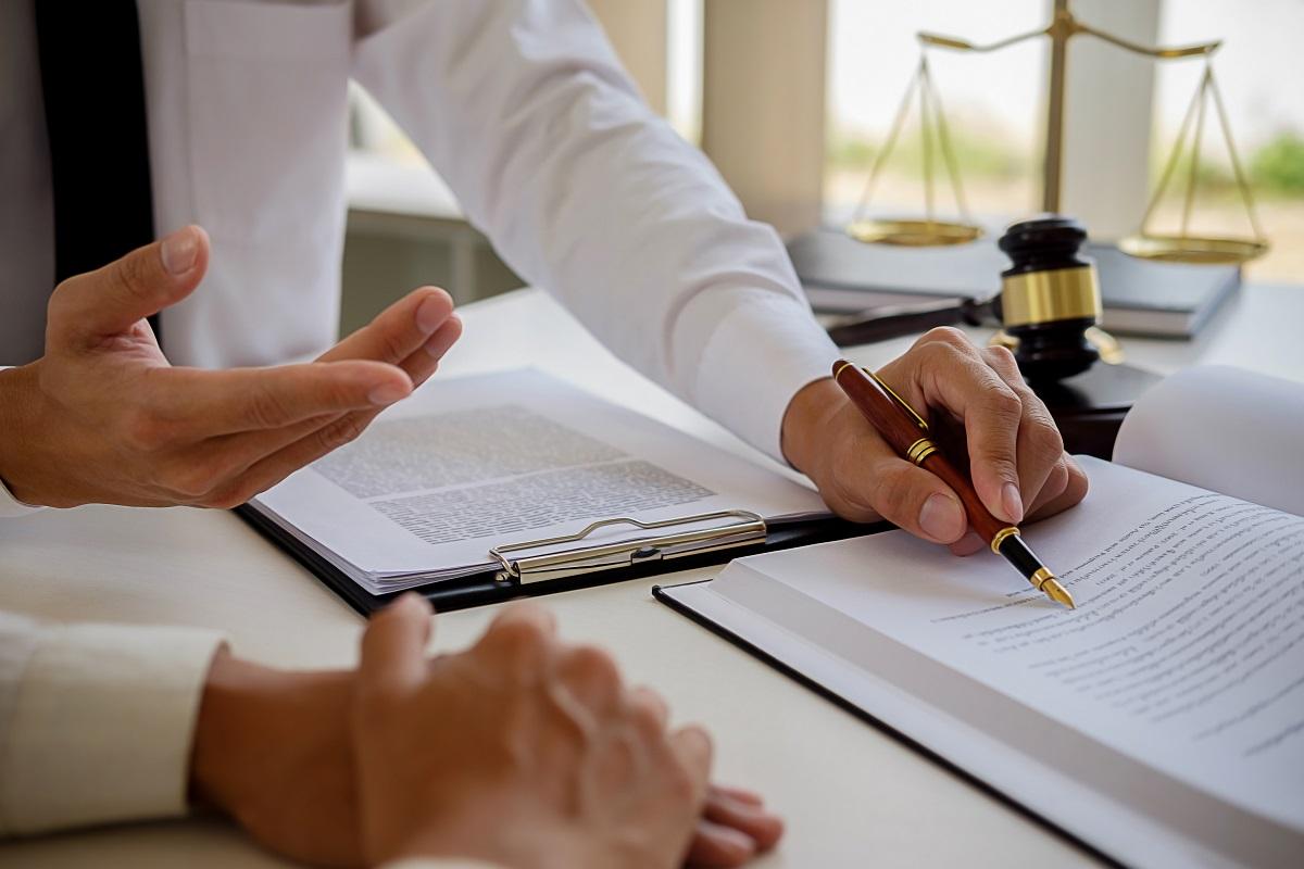 filing a case
